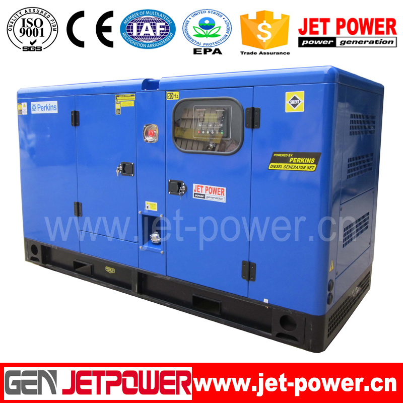 10kVA-2500kVA Perkins Diesel Generator Set with ISO and Ce