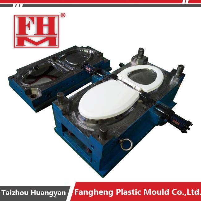 Plastic Toilet Lid Mould