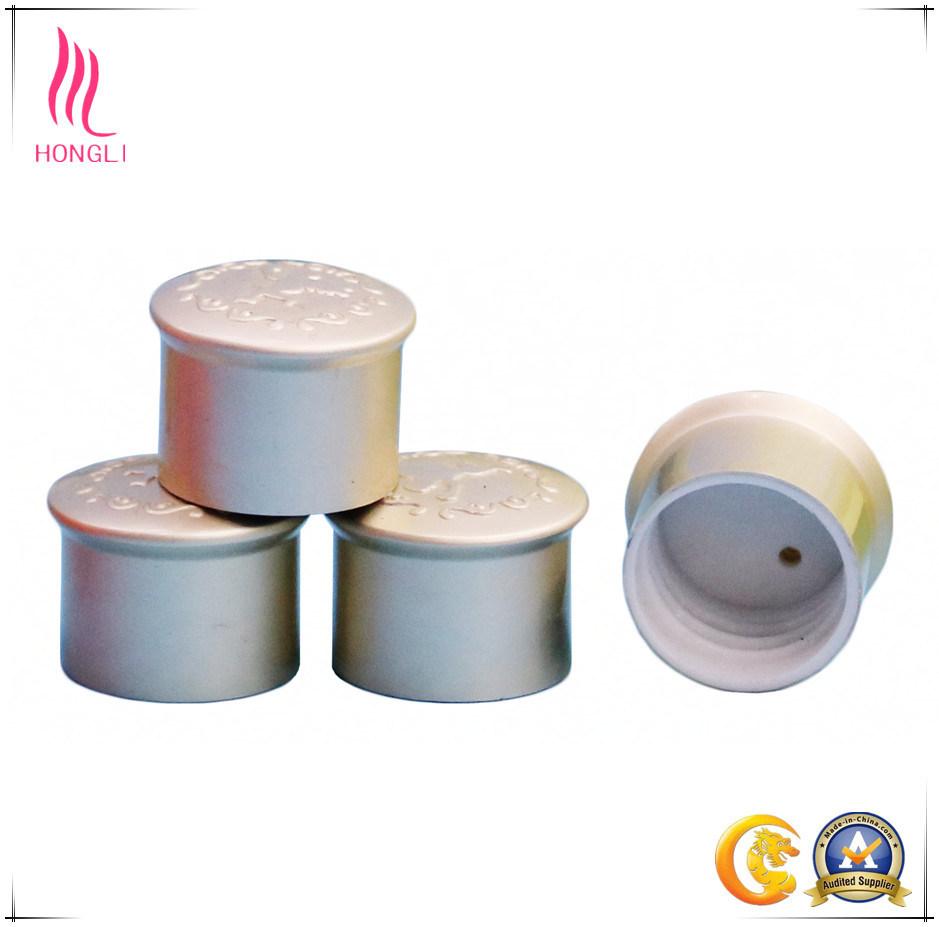 Aluminum Ceramic Metal Cylinder Screw Lids