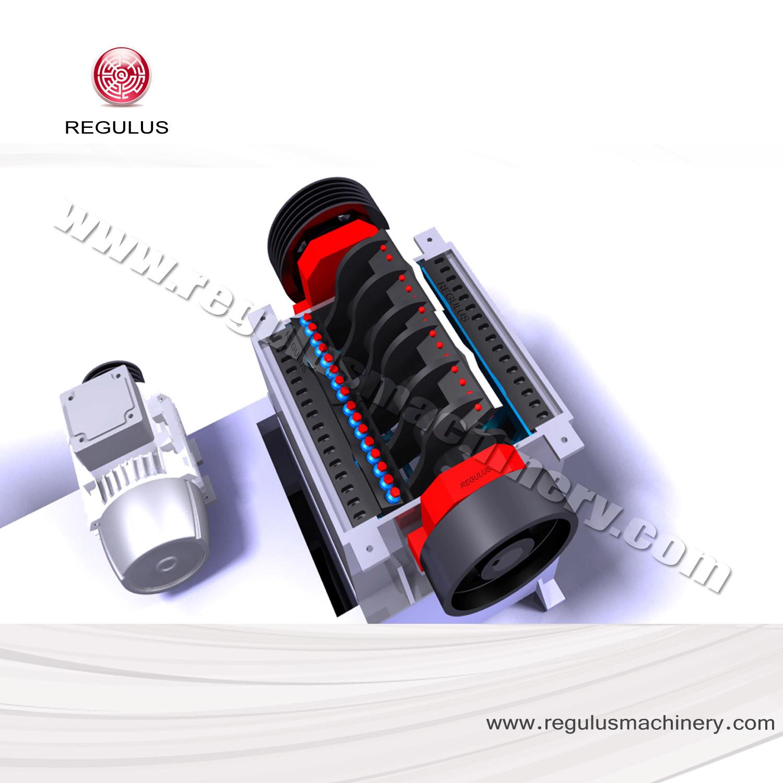 Plastic Granulator Plastic Crusher for Plastic Film