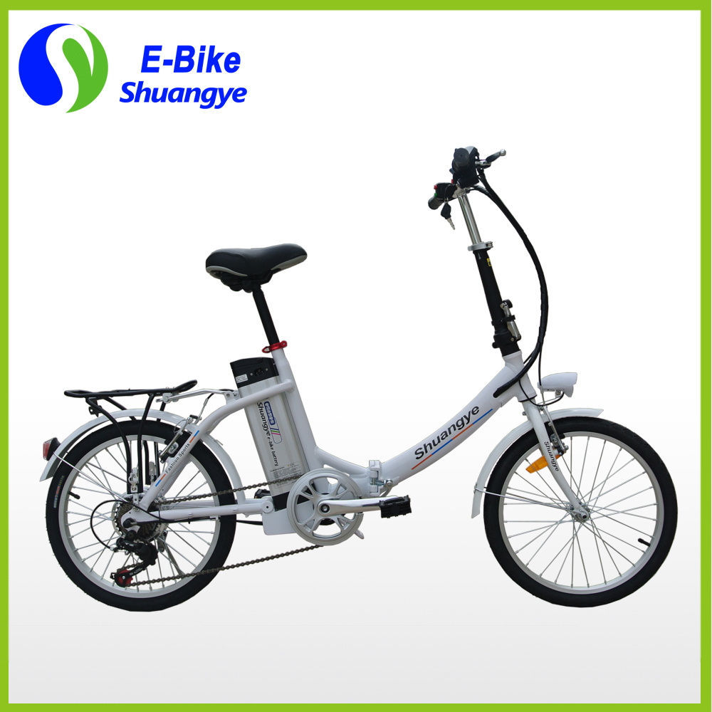 Cheap Folding Motor Powered for Electric Bicycle