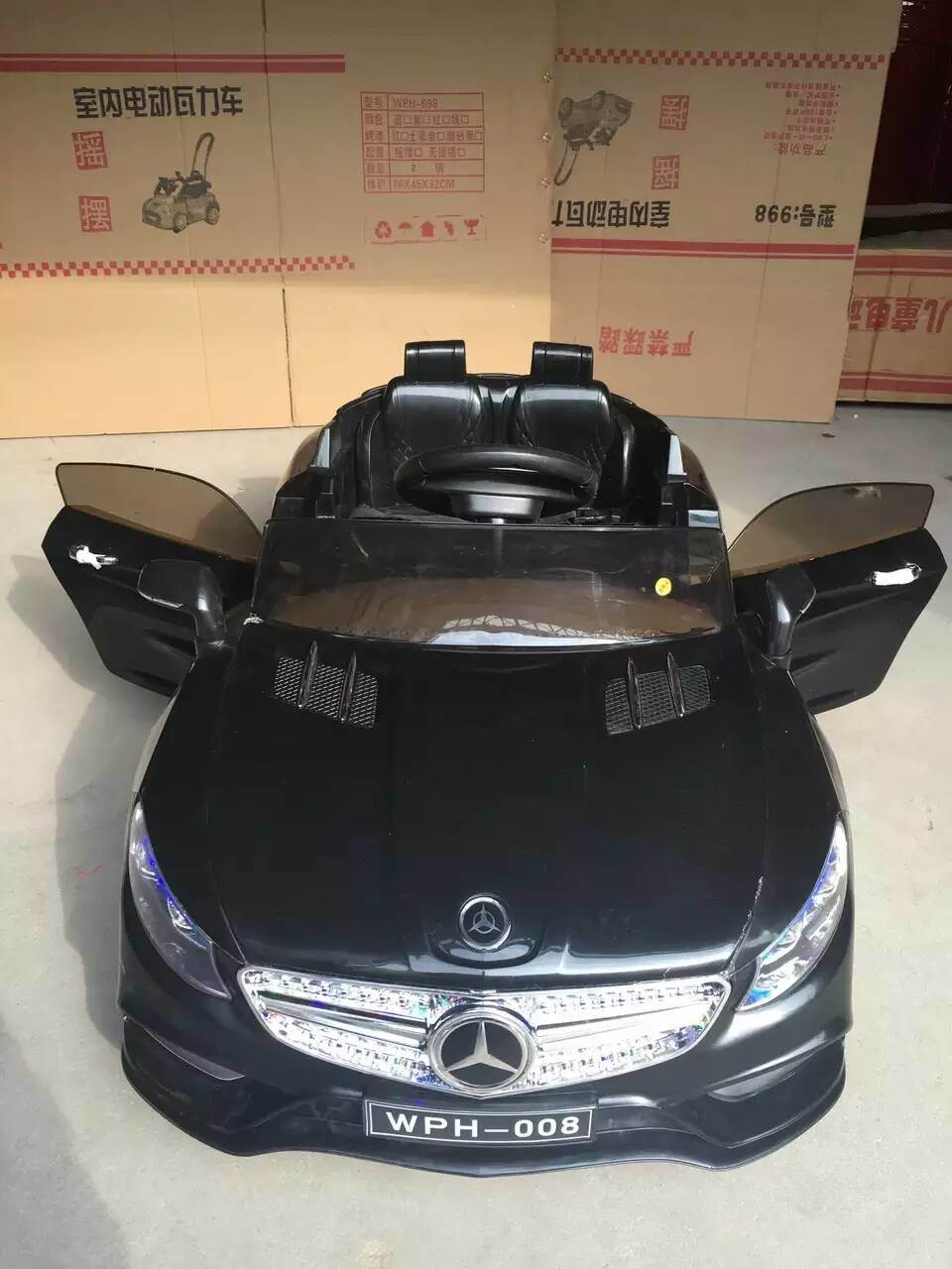 New Style Benz Electric Car for Children (HH/622)