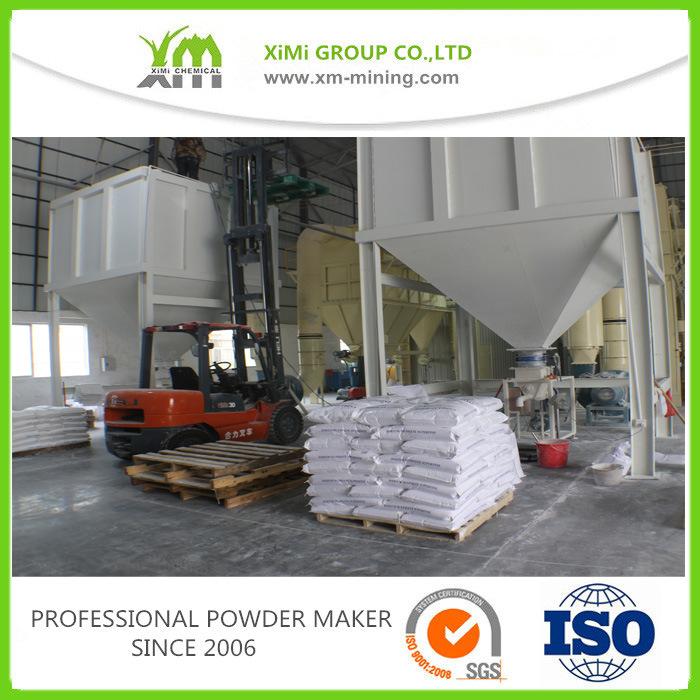 High Grade 98.5% Superfine CaCO3 Calcium Carbonate Powder for Industrial Grade