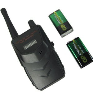 Wireless RF Signal Detector for Camera Bug Detector