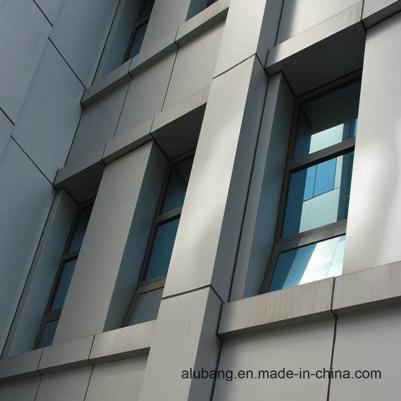 Easy Installation for Aluminum Composite Panel (ALB-023)