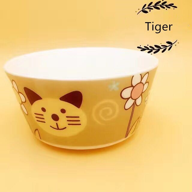4.5 Inches of New Bone China Portland with Cute Animal Pattern for Promotional or Gift