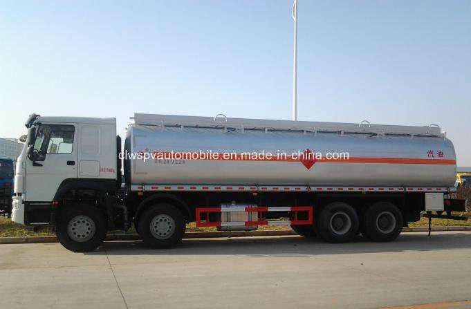 Sinotruk HOWO 30 Tons Fuel Truck 30000L Tank Truck Price