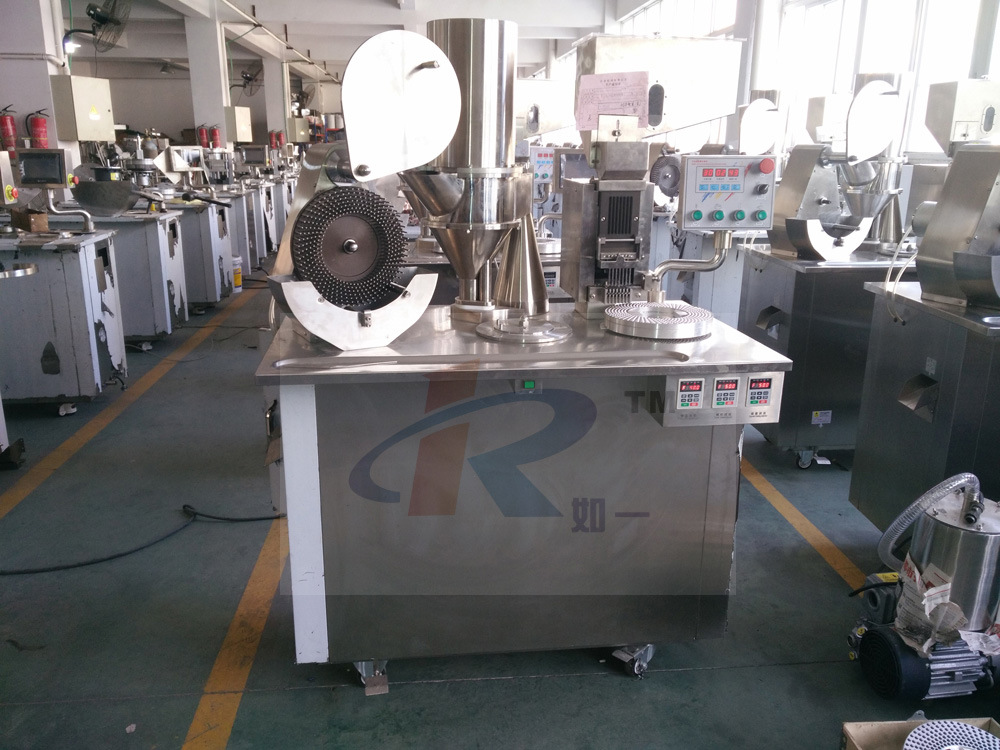 CGN-208 Laboratory Hard Gelatin Semi Automatic Capsule Filling Machine