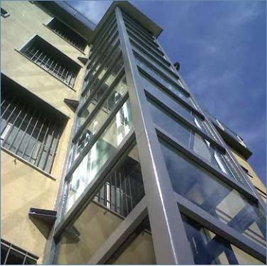 No Pit Requirement Villa Elevator for Private Home