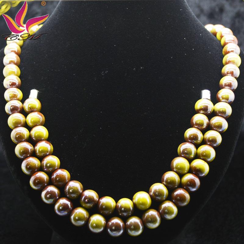 Tmns085 Fashion Classic Necklace Bracelet Jewelry