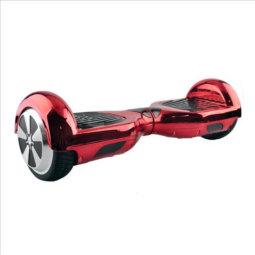 2017 Newest Self Balancing Scooter Chrome Hoverboard Electric Scooter Smart Balance Scooters Hover Board Electric Skateboard