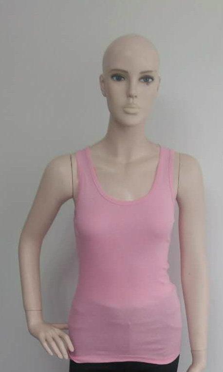 Lady Fashion Knit Sleeveless Summer Modal Tanktops