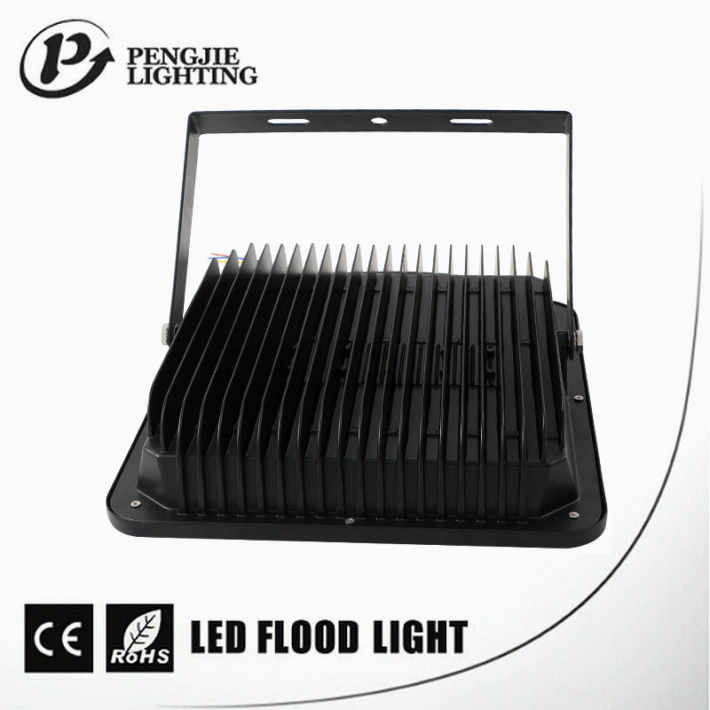 SMD High Light Efficiency Corrosion Resistant IP65 Black LED Floodlighting Fixtures