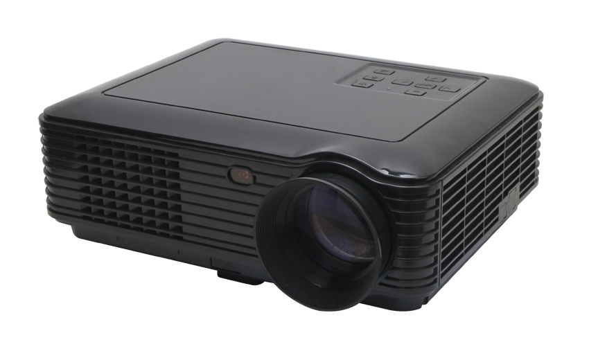 HD Home Theater with HDMI, TV, USB Projector (SV-226)