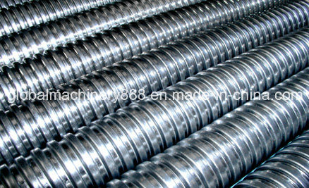 PVC Coated Flexible Metal Conduit Machine