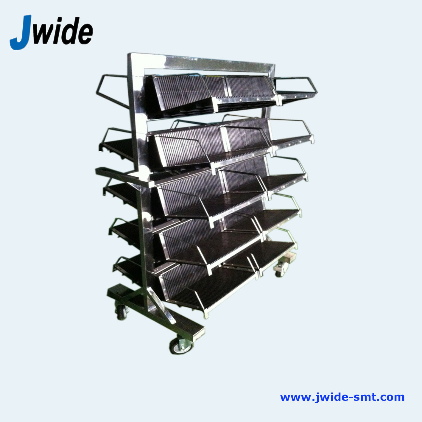 China Made PCB Trolley