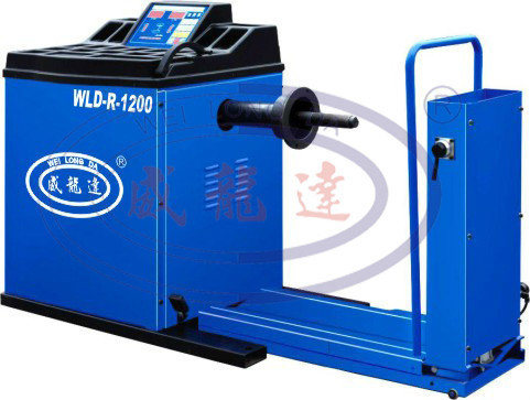 Wld-R-1200 Truck and Bus Computerized Wheel Balancing Machine