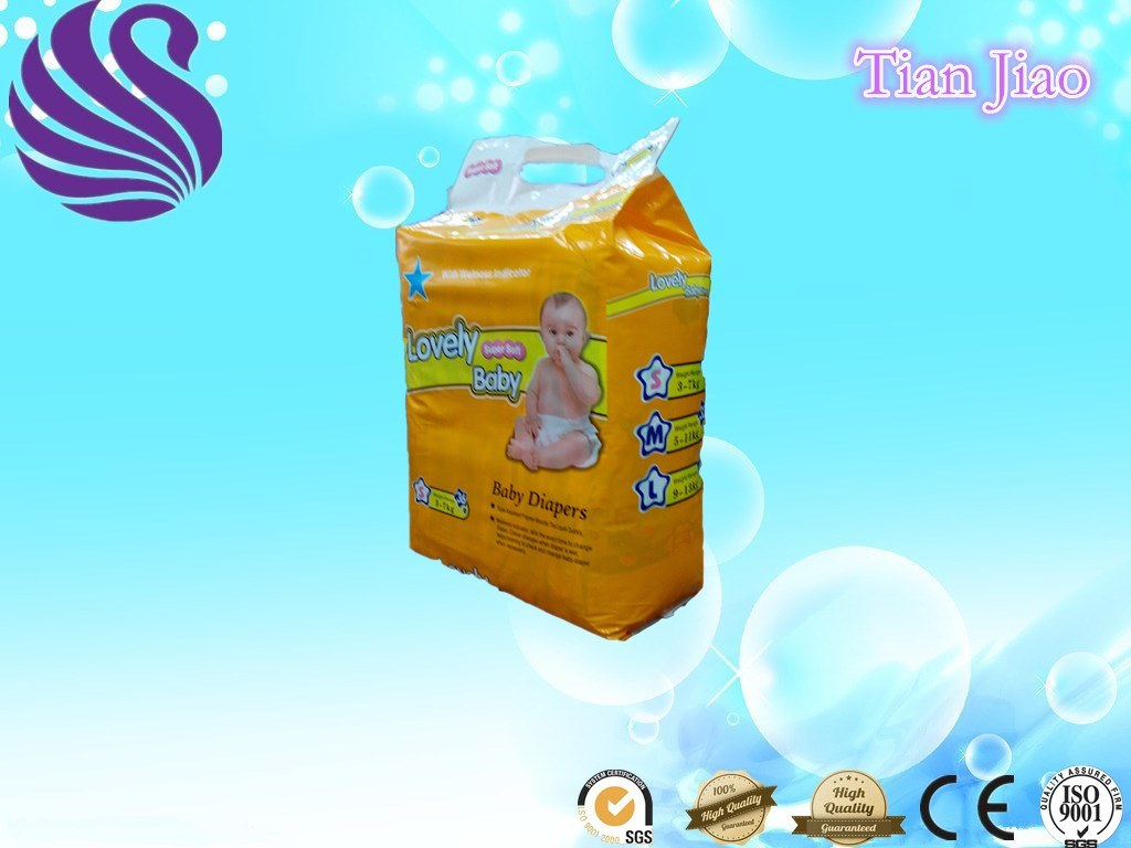 Kuku Competitive Price Disposable Baby Diapers