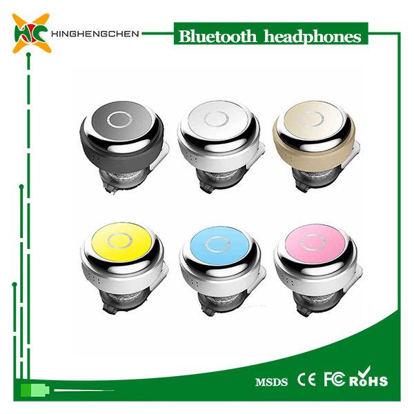 Colorful Bluetooth Headset Mini Bluetooth Earphone in-Ear Q3 V4.0