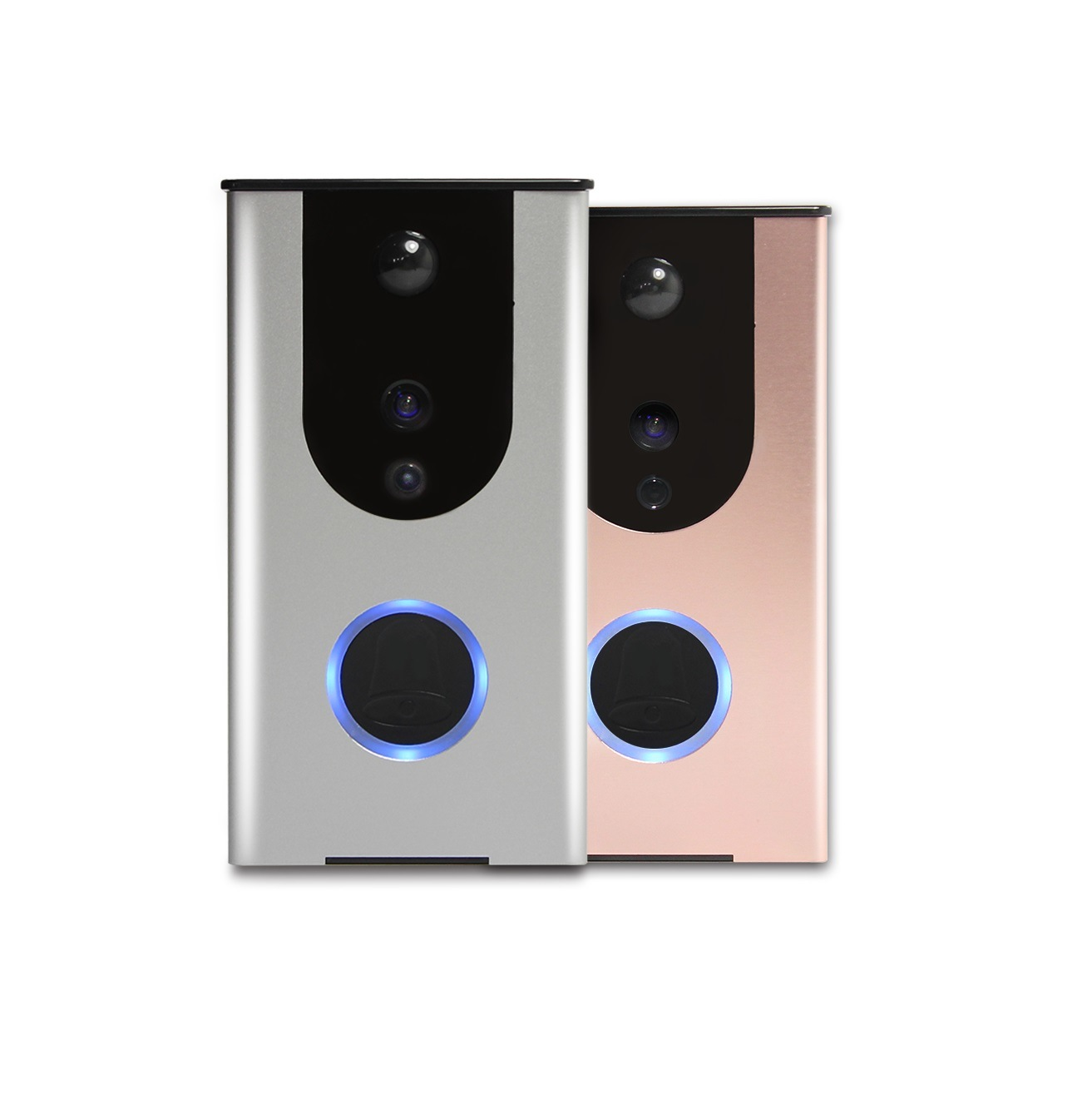 Wireless Door Intercom with Camera Waterproof Video Doorbell