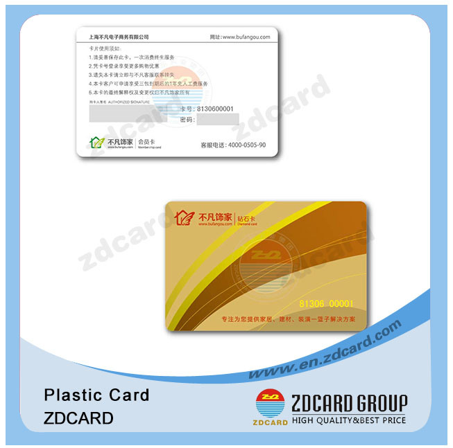125kHz RFID Card as Employee ID Card