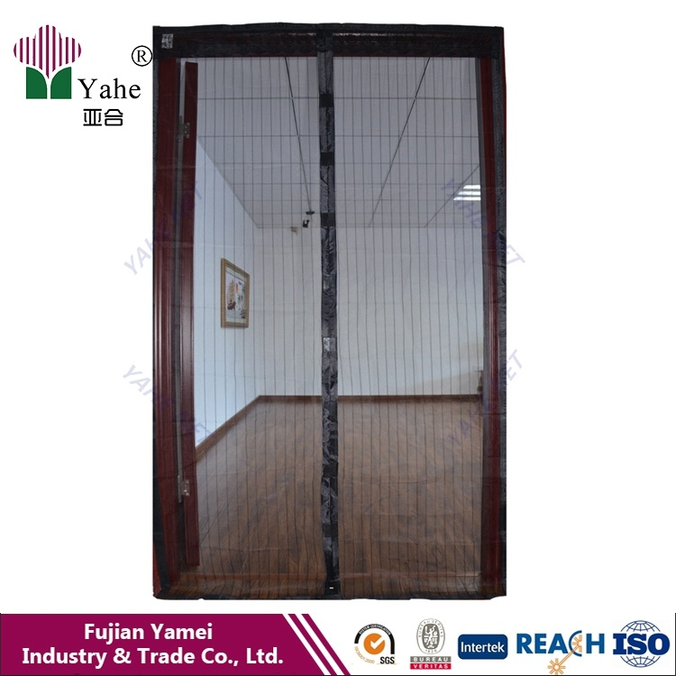 Manufacture Various Flocking Magnetic Screen Door