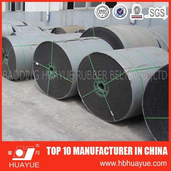 Ep Fabric Cord Rubber Belt Conveyor (EP600/4)