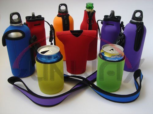 Neoprene Beer Can Cooler, Stubby Cooler, Stubby Holder, Bottle Holder