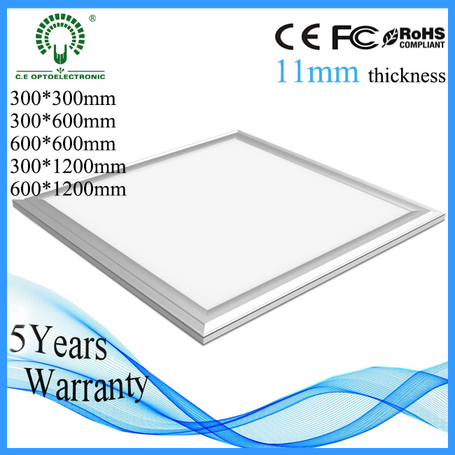 High Power Home Lighting Dimmable 60X60cm LED Panel Lamp