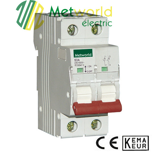 Weather Protected Isolating Switch Sti