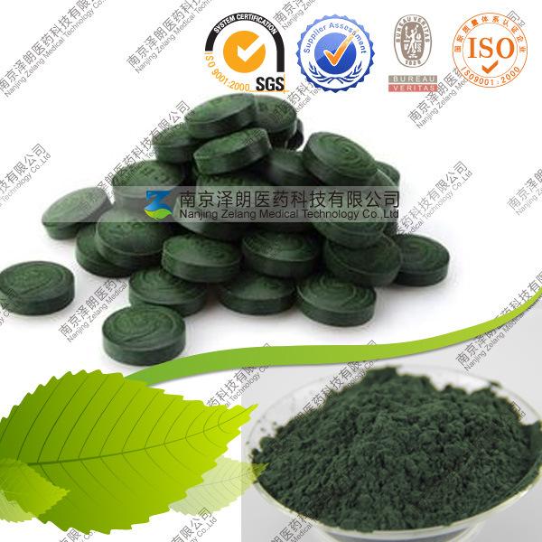 Wholesale Natural Food Bulk Spirulina Powder/Capsule
