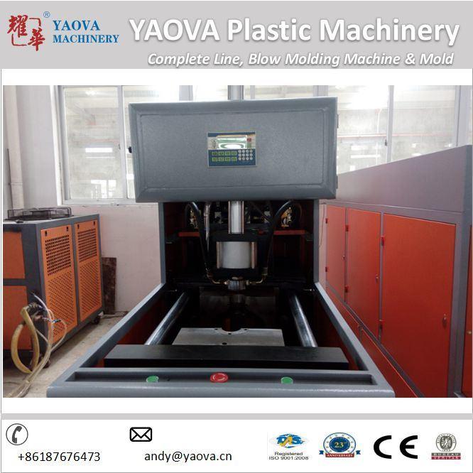 Yaova Professional Manufacturer Semi Automatic Blow Moulding Machine