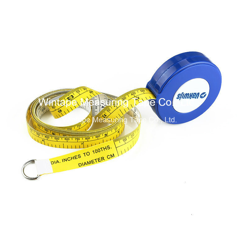 OEM Design Cicumference Pipe Diameter Measuring Tape (RT-144)