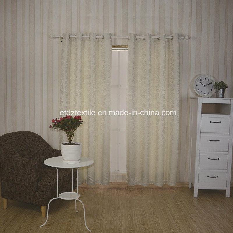 Hot Design 2016 Polyester Curtain Rod Fabric
