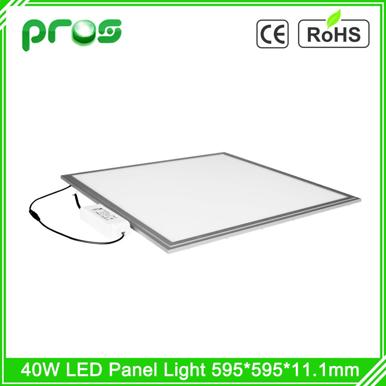 230V 42W Flat LED Panel Light 600*600 Ceiling Downlight