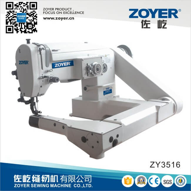 Zoyer Feed-off-The-Arm Zig-Zag Industrial Sewing Machine (ZY3516)