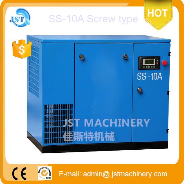 Oil Lubricant Screw Air Compressor