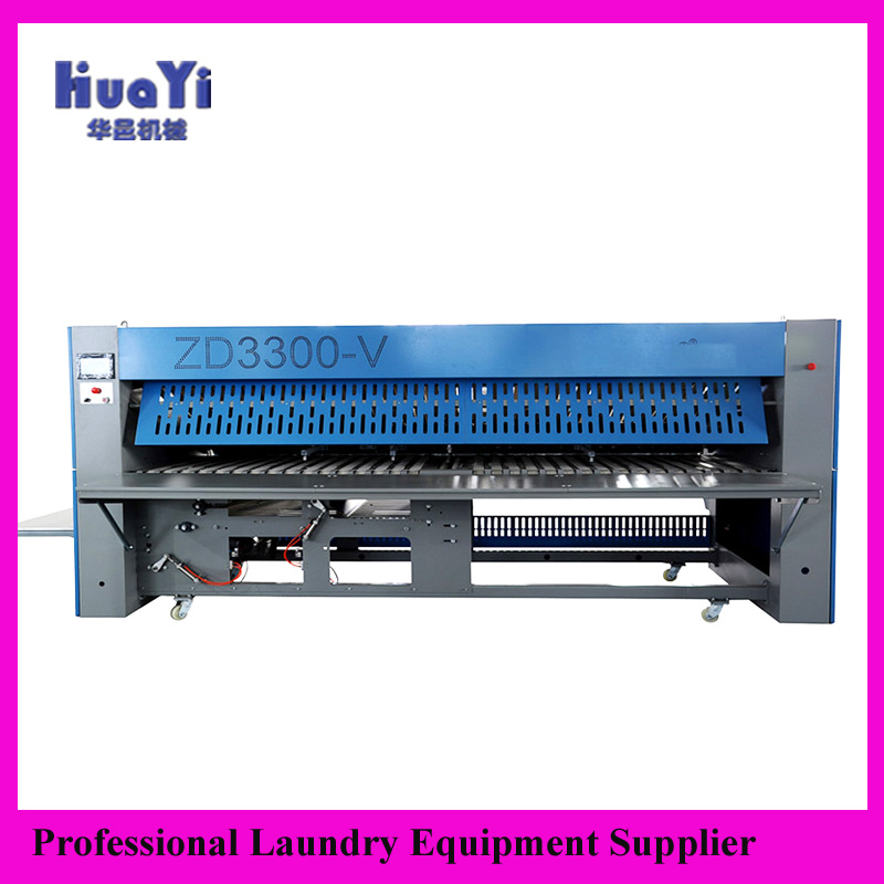 Laundry Shop Hospital and Hotel Bedsheet Folding Machine