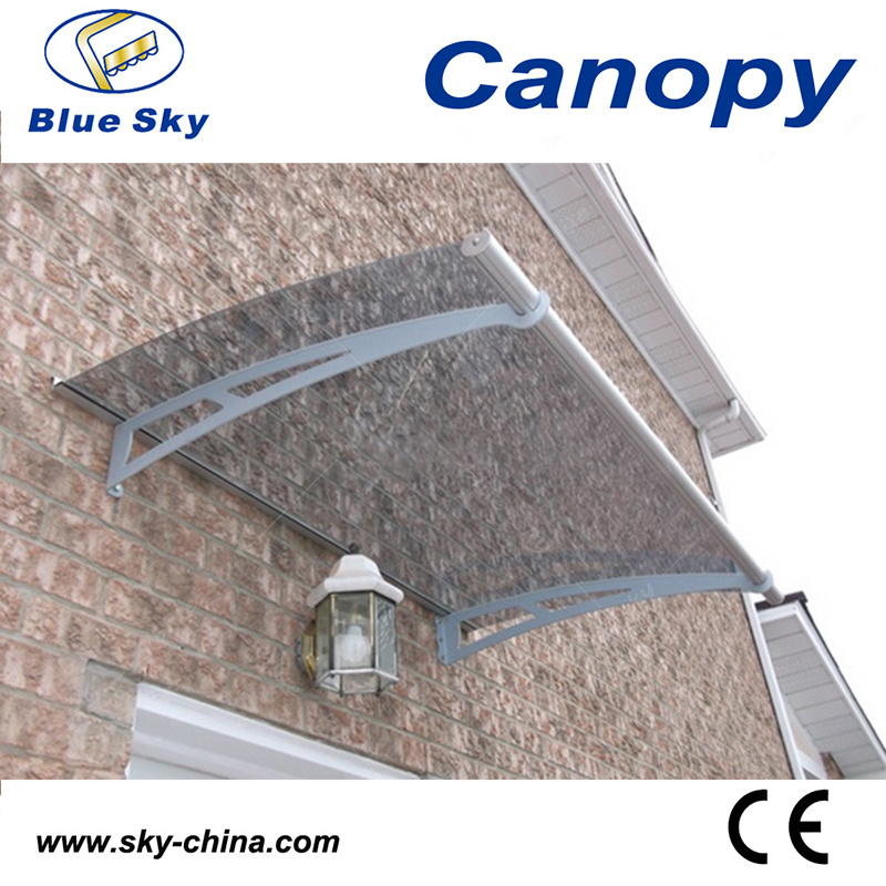 Polycarbonate Aluminum Carport Canopy for Window Canopy (B900-1)