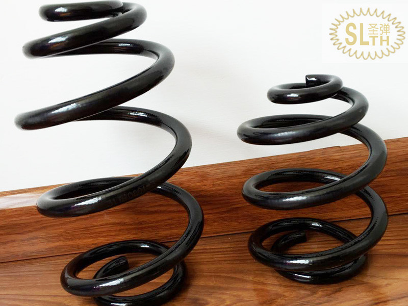 Large Coil Compression Spring for Automotive
