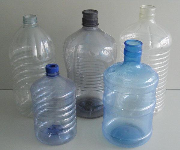 Semi Automatic 20 Liter Pet Bottle Blowing Machine