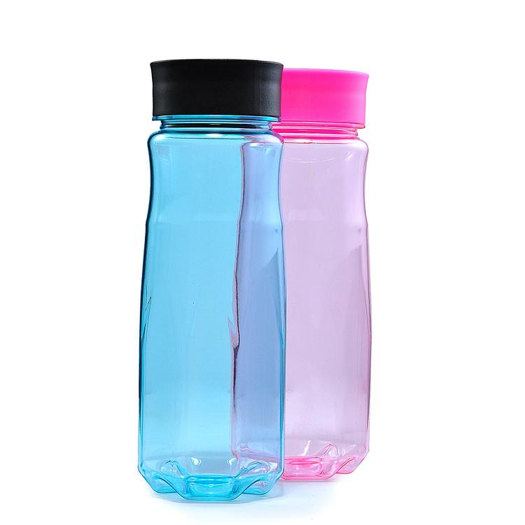 wholesale tritan plastic water bottle 700ml with massage lid, BPA free joyshaker bottle, BPA free joyshaker water bottle