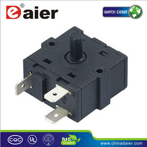 Micro 16A 250V Oven Rotary Switch (RT2)
