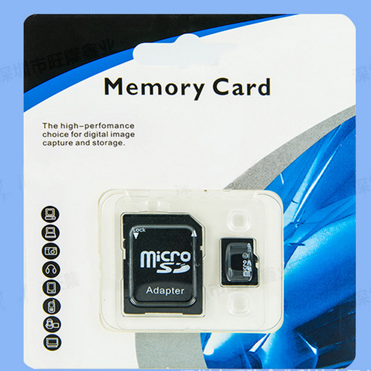 128MB Memory Card High Speed Writing 5m/S 100k in Stock (TF-4013)