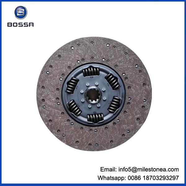 Truck Clutch Disc 430*50.8*10 Spline 0132502103 0112500603 0192500803 0982509303 0162504403 for Mercedes Benz