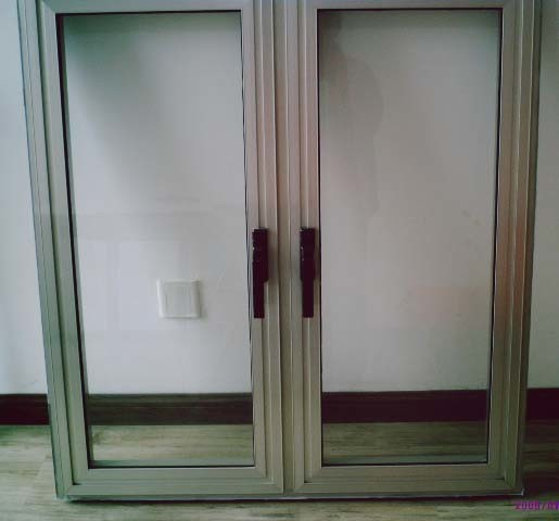 Electrophoresis Surface Treatment Aluminium Profile Casement Window K03011