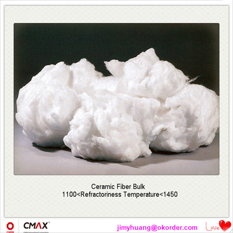 Ceramic Fiber Bulk, Wool, Cotton, Cloth Pure White Thermal Insulation Std, Ha & Hz /Jh