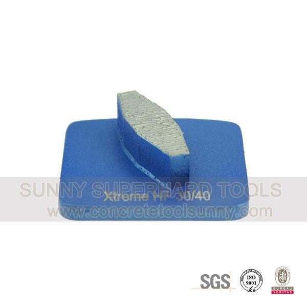 Husqvarna Redi Lock Diamond Floor Grinding Shoe Pad Plate Tools