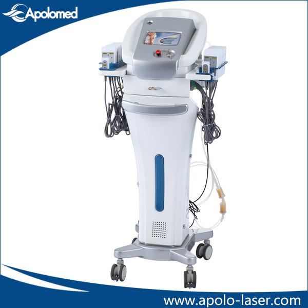 RF+ Cavitation+Light Shape Muliti-Function Body Slimming Machine (HS-700E)