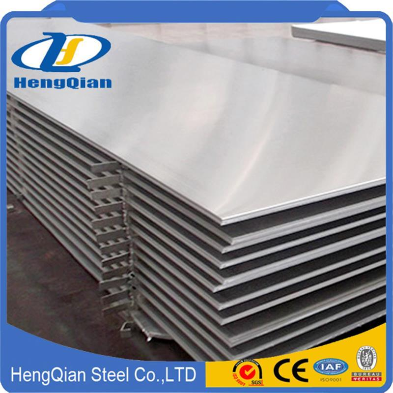 AISI 201 304 316 310S 430 409 Stainless Steel Sheet for Construction